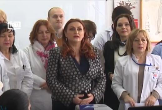 Video: Akcija 'Stop raku grlića materice' provedena u Mihatovićima