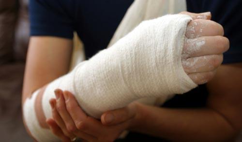 UKC Tuzla – Povećan broj pacijenata s lomovima zbog poledice