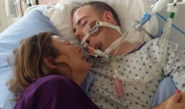 Sherri Kent i Michael, predoziranje, bolnica