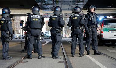 Policija Njemačka Dresden