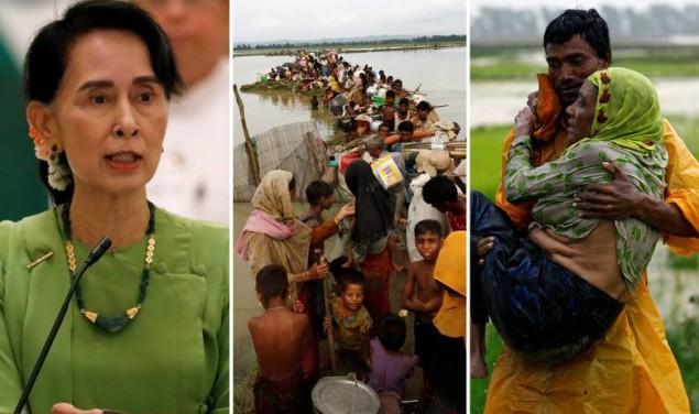 Rohingya Mjanmar