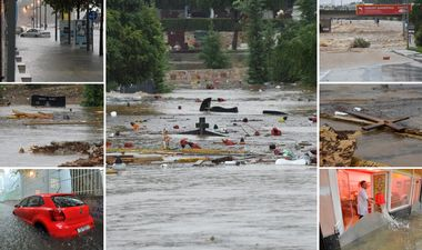 Zadar poplave