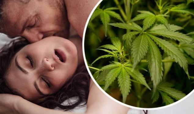 marihuana seks