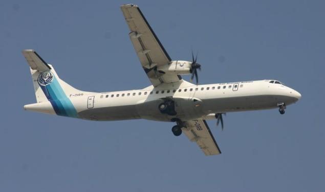 F-OIRB_ATR.72_Iran_Aseman_Airlines_(7419708962)