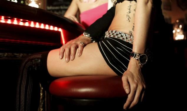 Prostituka Prostitucija