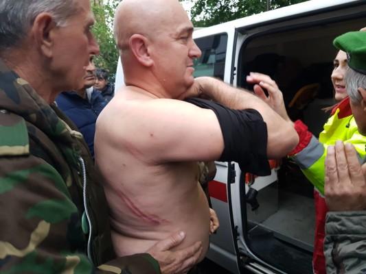 protesti boraca parlament fbih april 2018 2 foto patria