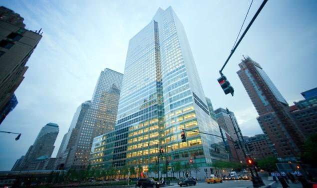 Goldman Sachs zgrade