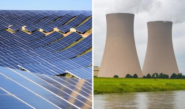 Solarna i nuklearna