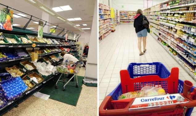Tesco i Carrefour
