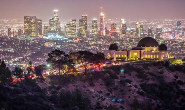 Los Angeles noću