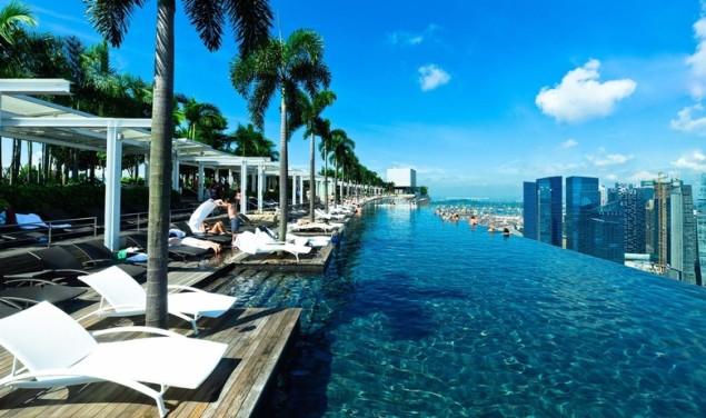 Luksuz, odmor, putovanje, Singapur