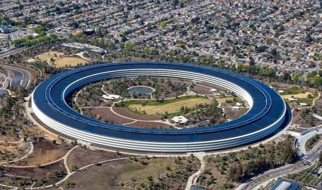 Apple sjedište Cupertino