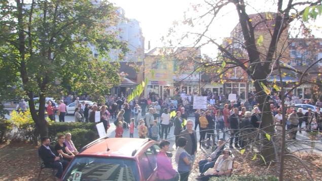 lukavac-protest