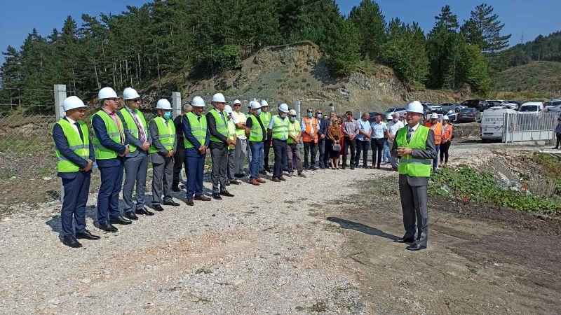 TIP.ba   Foto: Položen kamen temeljac za izgradnju eko deponije u Živinicama